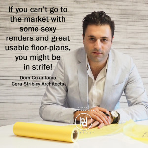 Dom Cerantonio from Cera Stribley Architects