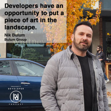 Nik Bulum property developer