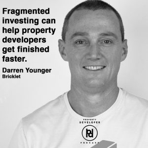 Darren Younger from Bricklet talks about fragmented property investing.