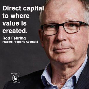 Rod Fehring on the Property Developer Podcast